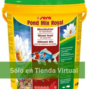 pond mix royal 21 lts